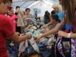 Ruhaválogatás, rászorulók támogatása
