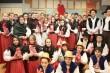Vendégeink voltak az üllési Fonó Néptáncegyüttes táncosai