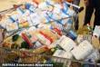 500 kiló élelem kerül a Mátrix Élelmiszer Segély programba