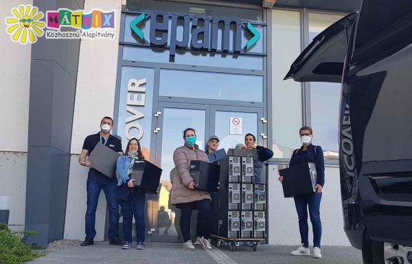 Köszönjük EPAM Systems - Számítógép Álom